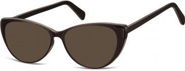SFE-10139 AC19 sunglasses in Black