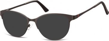 SFE-10134 936 sunglasses in Black