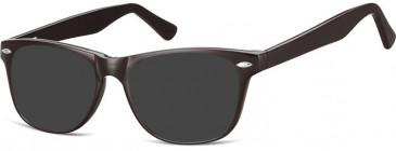 SFE-10136 AC15 sunglasses in Black