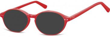 SFE-10141 AK47 sunglasses in Red