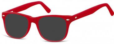 SFE-10142 AK48 sunglasses in Red