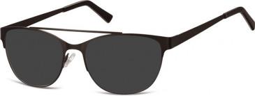SFE-10145 M2 sunglasses in Black