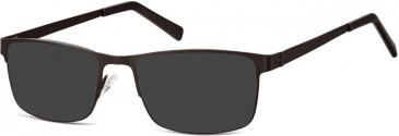 SFE-10146 M3 sunglasses in Black