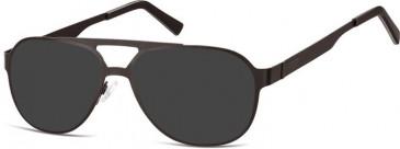 SFE-10147 M4 sunglasses in Black