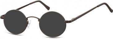 SFE-10148 M5 sunglasses in Matt Black