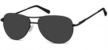 SFE-10149 MK1-46 sunglasses in Matt Black