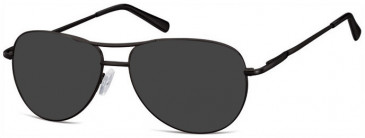 SFE-10150 MK1-49 sunglasses in Matt Black