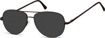 SFE-10152 MK2-46 sunglasses in Matt Black