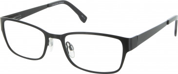 Zenith 74-49 Glasses in Black