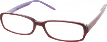 SFE FH0030 glasses in Red