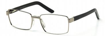 SFE-10204 glasses in Medium Gunmetal