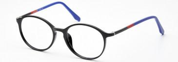 SFE-10207 glasses in Shiny Black