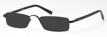 SFE-10201 sunglasses in Black