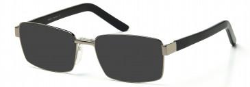 SFE-10204 sunglasses in Medium Gunmetal