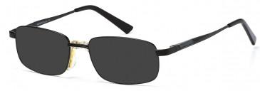 SFE-10205 sunglasses in Black