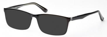 SFE-10210 sunglasses in Black