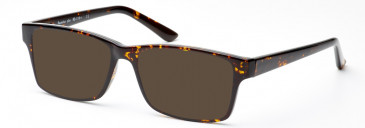 SFE-10209 sunglasses in Demi Brown