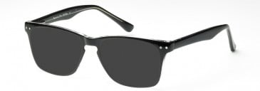 SFE-10214 sunglasses in Black