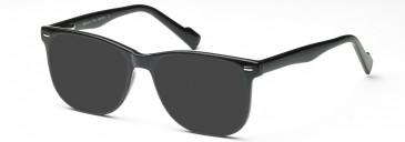 SFE-10215 sunglasses in Black