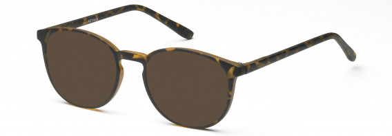 SFE-10217 sunglasses in Matt Brown
