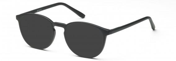 SFE-10217 sunglasses in Matt Black