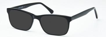 SFE-10220 sunglasses in Black