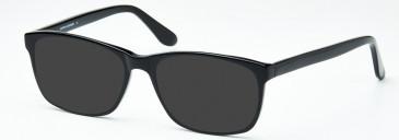 SFE-10221 sunglasses in Black