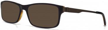 Animal ANIS001 Sunglasses in Dark Brown