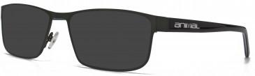 Animal ANIS007 Sunglasses in Matt Dark Green