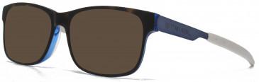 Animal ANIS008 Sunglasses in Tortoiseshell/Blue