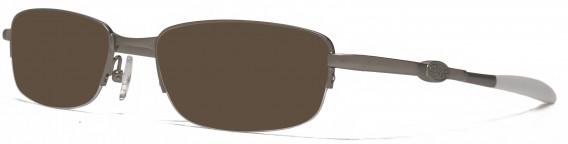 Animal ANIS010 Sunglasses in Light Matt Gunmetal