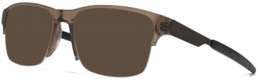 Animal ANIS013 Sunglasses in Crystal Brown