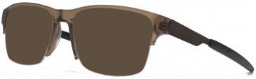 Animal ANIS013 Sunglasses in Crystal Brown
