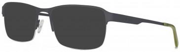 Animal ANIS014 Sunglasses in Dark Grey