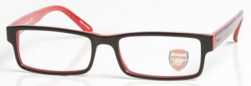 ARSENAL OAR003 glasses in Black/Red