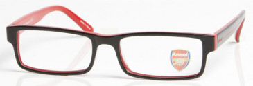ARSENAL OAR003 glasses in Black/Red