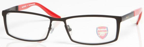 ARSENAL OAR006 glasses in Black/Red