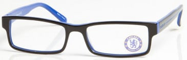 CHELSEA OCH003 glasses in Black/Blue
