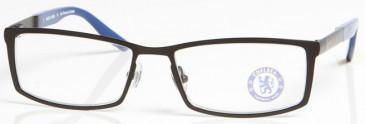 CHELSEA OCH006 glasses in Black/Blue