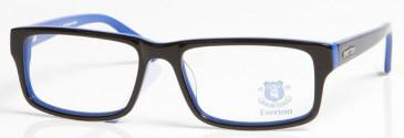 EVERTON OEV005 glasses in Black/Blue