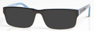 MANCHESTER CITY OMC005 sunglasses in Black/Blue