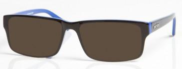 EVERTON OEV005 sunglasses in Black/Blue