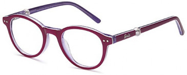 Barbie BB 406 glasses in Pink