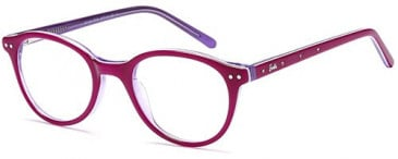 Barbie BB 408 glasses in Pink