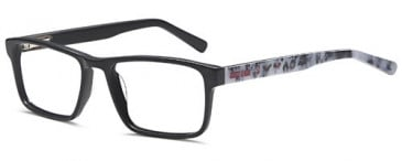 Justice League JL 2004 glasses in Black