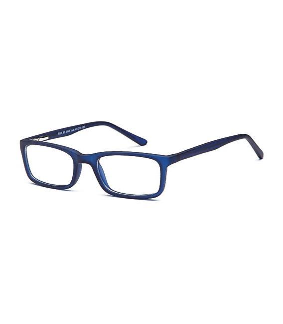 BMX EYEWEAR BMX 69 glasses in Matt Blue