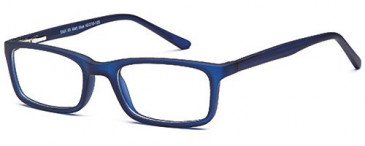 BMX EYEWEAR BMX 69 glasses in Matt Blue