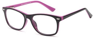 BMX EYEWEAR BMX 72 glasses in Black/Pink