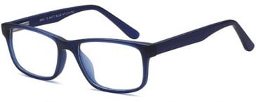 BMX EYEWEAR BMX 73 glasses in Matt Blue