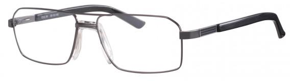 Ferucci 965 Glasses in Gunmetal